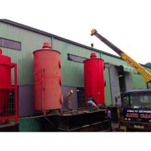 Fabricante de máquinas de residuos sólidos urbanos para producir carbono artificial a partir de desechos urbanos