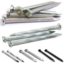 wholesale 2021 new concrete nail all sizes electro galvanized hardened steel concrete nails