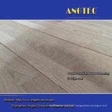 3 Strips 3mm Top Layer Engineered Oak Flooring