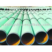anti-corrosion pipe/3PE steel tube/G.I.tube/small bore