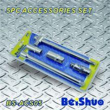 Ручной инструмент для удлинителя гаечного ключа 5PCS CRV