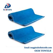 Toallas de microfibra de gamuza súper absorbentes y súper absorbentes para deportes al aire libre