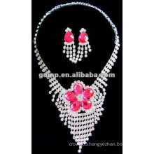 Latest bridal wedding jewelry set (GWJ12-483)