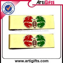 Artigifts factory supply metal parts money clip