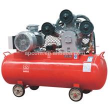 LW10008 8bar 115psi 1m3/min 30CFM piston air compressor 7.5kw 10hp