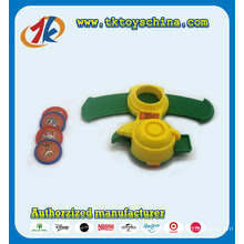 High Quality Safe Mini Flying Disc Shooter Toys