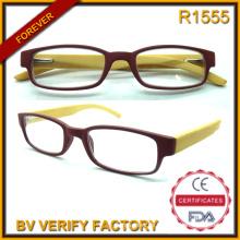 R1555 Meistverkauften Modetrend schlanke Bambus Tempel lesen Brillen