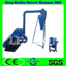 Trituradora de aserrín de madera Trituradora de trituración Pulverizador de martillo Máquina de molino