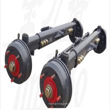 Steering Axle Rear Brake Trailer Axle For semi-trailer or trailer