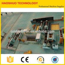 Alta Qualidade HR CR SS GI Cobre Linha de Corte de Bobina de Alumínio