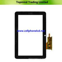 Reemplazo de panel de pantalla táctil para HTC Flyer P510e