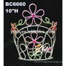 Nouveaux styles de fleur de mode tiare