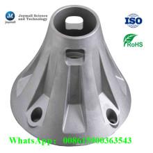 Capa de alumínio personalizada de Shell da fundição da areia
