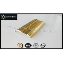 Glt155 Алюминиевый противоскользящий профиль для лестничной плиты