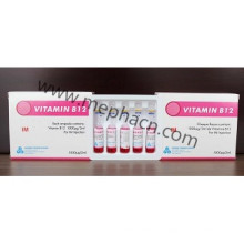 Injection de vitamine B12