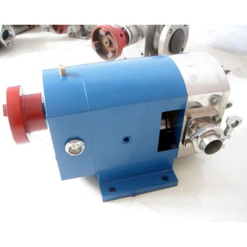 3RP stainless steel food grade cream transfer pump