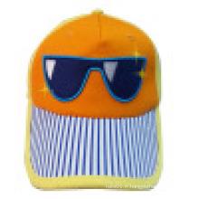 Bonnet pour enfants avec logo Applique (KD57)
