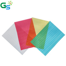 Wholesale Price Bending 16Mm Honeycomb Polycarbonate Hollow Sheet Waterproof Plastic Sheet