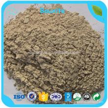 Polvo de bauxita calcinado China de grado de la industria de cemento de alta calidad