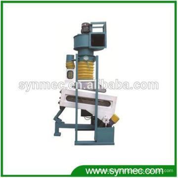 Máquina de Grain Paddy Sesame Dry Stoner Machine / Bean Destoner