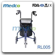 Caminhante giratório de alumínio leve para desabilitador RL005