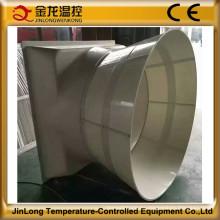 Abanico de aves de corral de fibra de vidrio Jinlong, extractor de aire para la casa de aves de corral