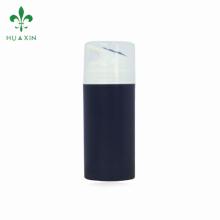 Crème de blanchiment des bouteilles en plastique squeeze bouteille cosmétique en plastique avec flip crème pour le corps