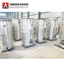 Vertikaler kleiner Gas-Dampferzeuger-Kessel