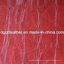 Good Scratch Resistant Furniture PVC Leather (QDL-PV0183)