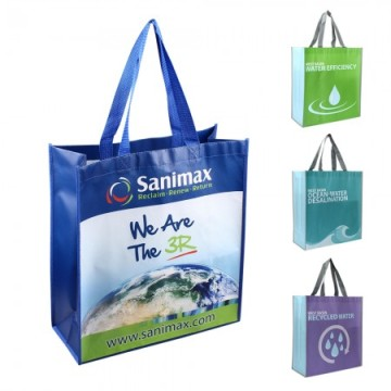 Eco Bag - saco reusável Eco personalizada