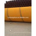 3PE steel pipe/ CS PAINTED PIPELINE /2PE TUBE PE COATED API