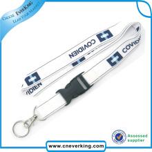 Cordon en nylon nylon personnalisé à l'aide d'une clé