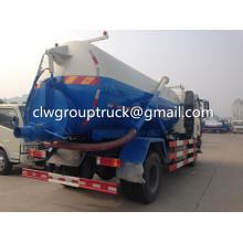 Tanque de Limpeza e Tratamento de Esgoto de Dongfeng XBW