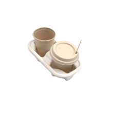 Good Quality Cheap Eco-friendly Sugarcane Bagasse Coffee Cups For Restaurant, Drinking