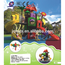 new item Forest tree house series outdoor playground for kids
