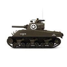 1/24 Infrared Leopard RC Tank