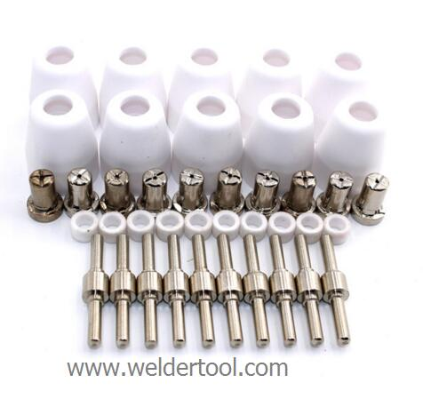 40-pcs-font-b-cutter-b-font-consumables-extended-Ni-tips-electrode-font-b-gas-b