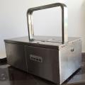 asparagus lettuce tying machine/Semi-automatic vegetable washer bundle machine