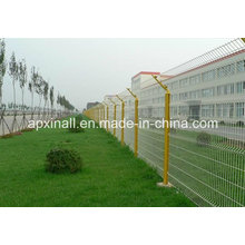 Best Price Factory Sales High Quality PVC Coated 3D Curvy Welded Wire Mesh Fencing