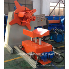 Quality CE&ISO 5 Ton Hydraulic Decoiler with Coil Car