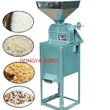 DONGYA Rubber Roller Máquina de moinho de arroz integral
