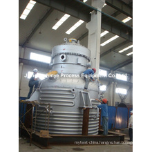Stainless Steel Reactor with Half Pipe