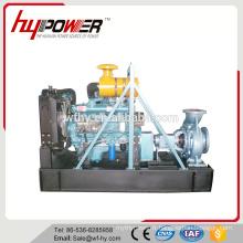 Pompe centrifuge de bonne qualité 100-400m3 / h