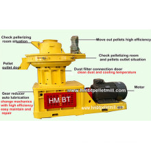 Pellet Press Machine for Sale by Hmbt