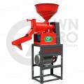 DAWN AGRO Mini Whole Set Satake Rice Mill Milling Machine for Domestic Use