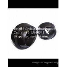Cojinete de rodamiento esférico de acero cromado GEG140ES / GEG140ES-2RS