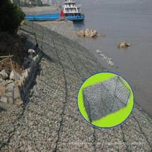 Galfan Gabion Baskets verwendet Wasser Conservancy Projekt