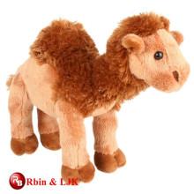 Treffen Sie EN71 und ASTM Standard Kamel gefüllte Spielzeug