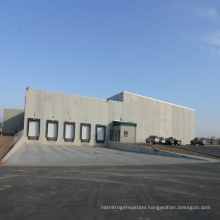 High Quality Cold Storage Room Machinery For Fish