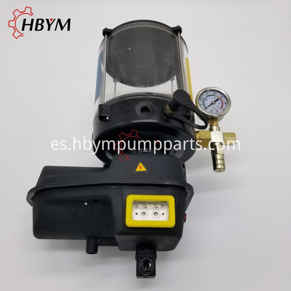 Electric Grease Pump 3